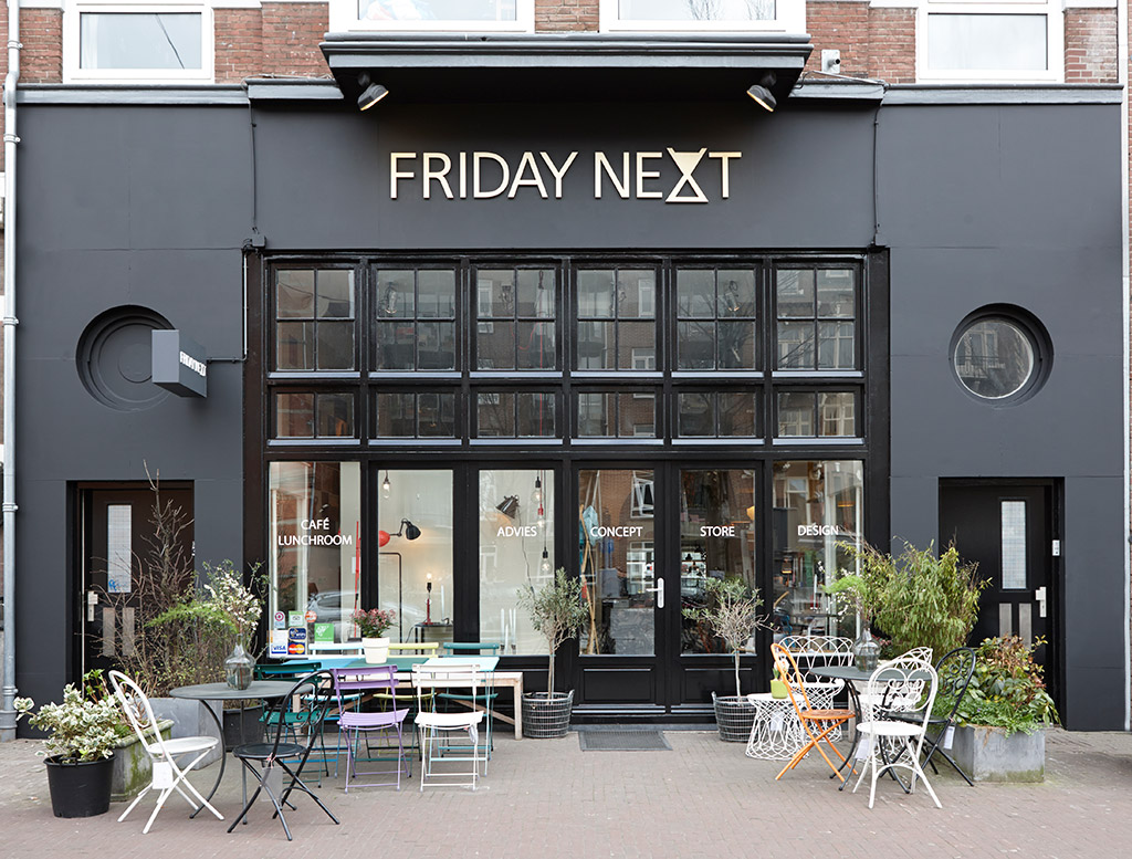 Woonwinkel Friday Next in Amsterdam | Conceptstore | Stek Magazine