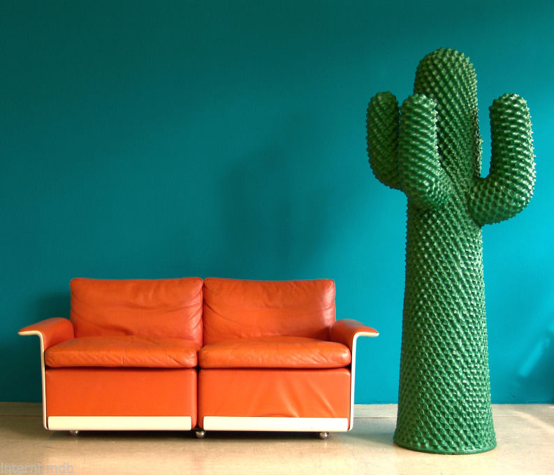 Botanische woontrend | Cactus Guido Drocco and Franco Mello for Gufram
