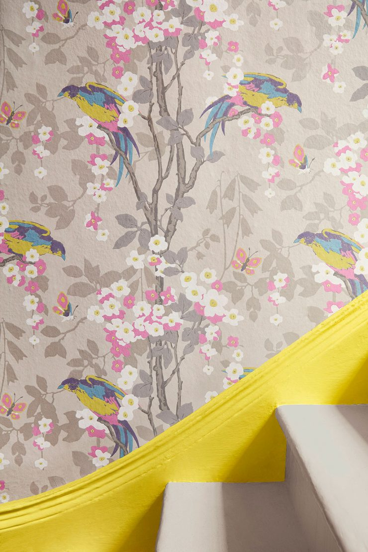 Little Greene Archive Trails II - Stek Magazine