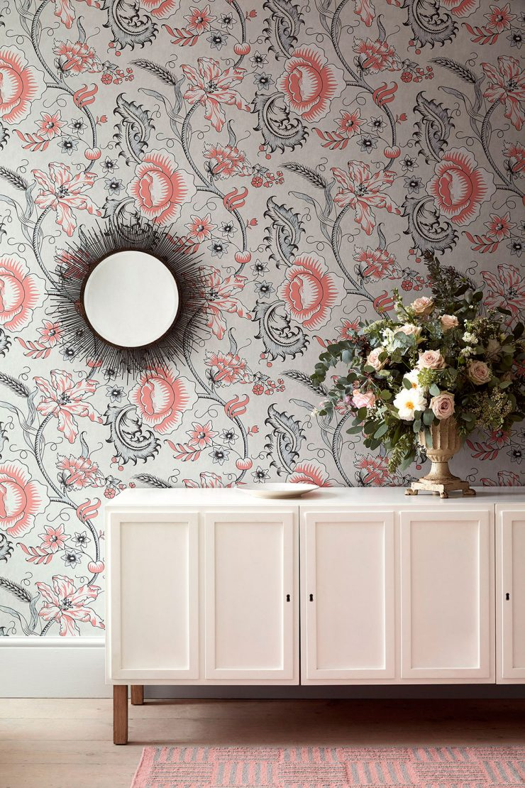Little Greene Archive Trails II - Schilderachtig wonen