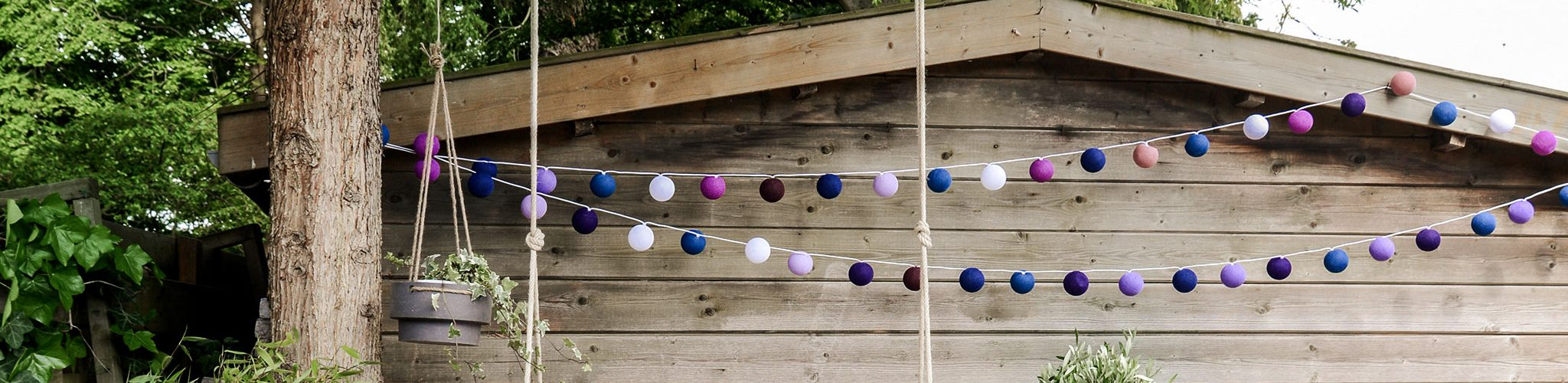 Summer party: 5 x de leukste feestverlichting