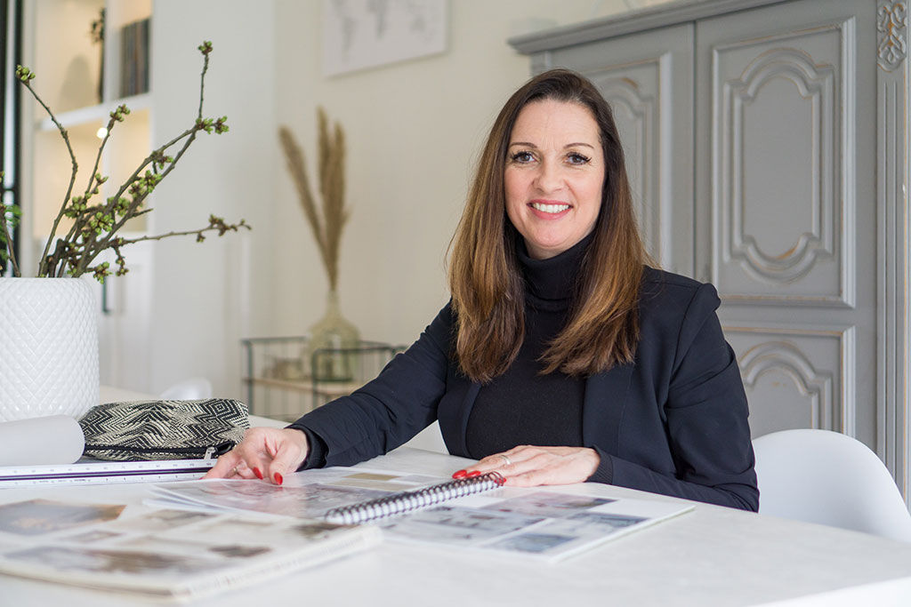 """Interieur en styling is mijn passie"" 