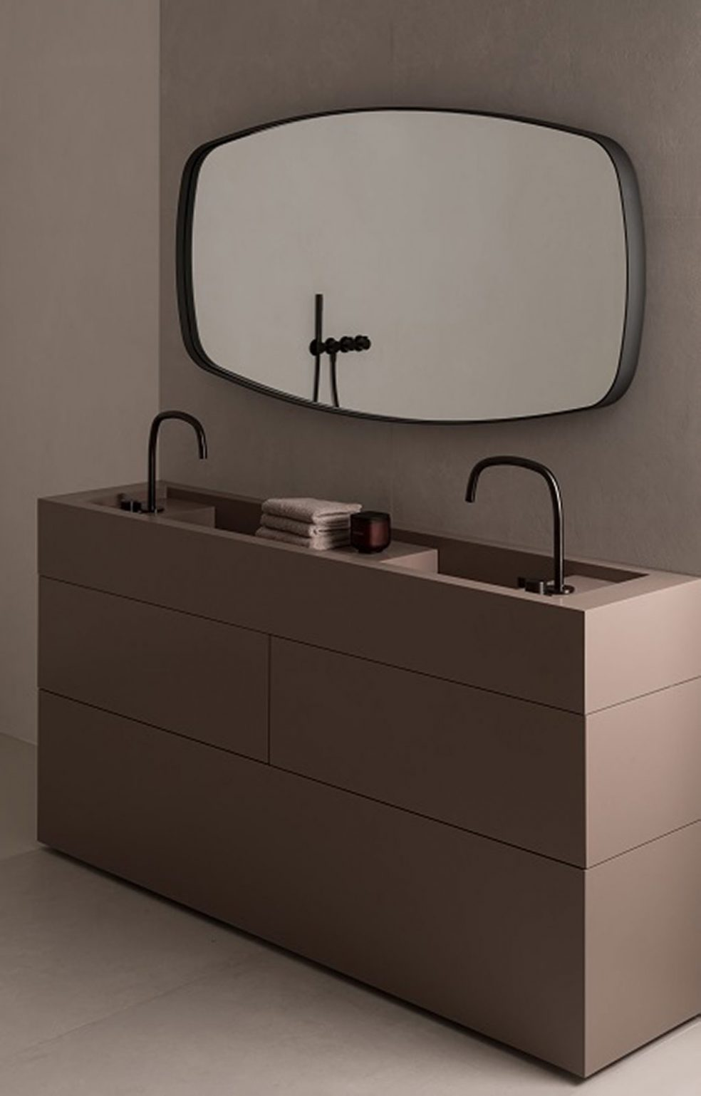 Douglas & Jones tegelseries | Badkamer BLEND TILE Piet Boon | Stek Magazine